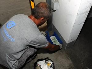 monitoraggio roditori in aree interne
